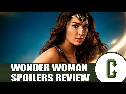 Wonder Woman Review (Spoilers) - Collider Video