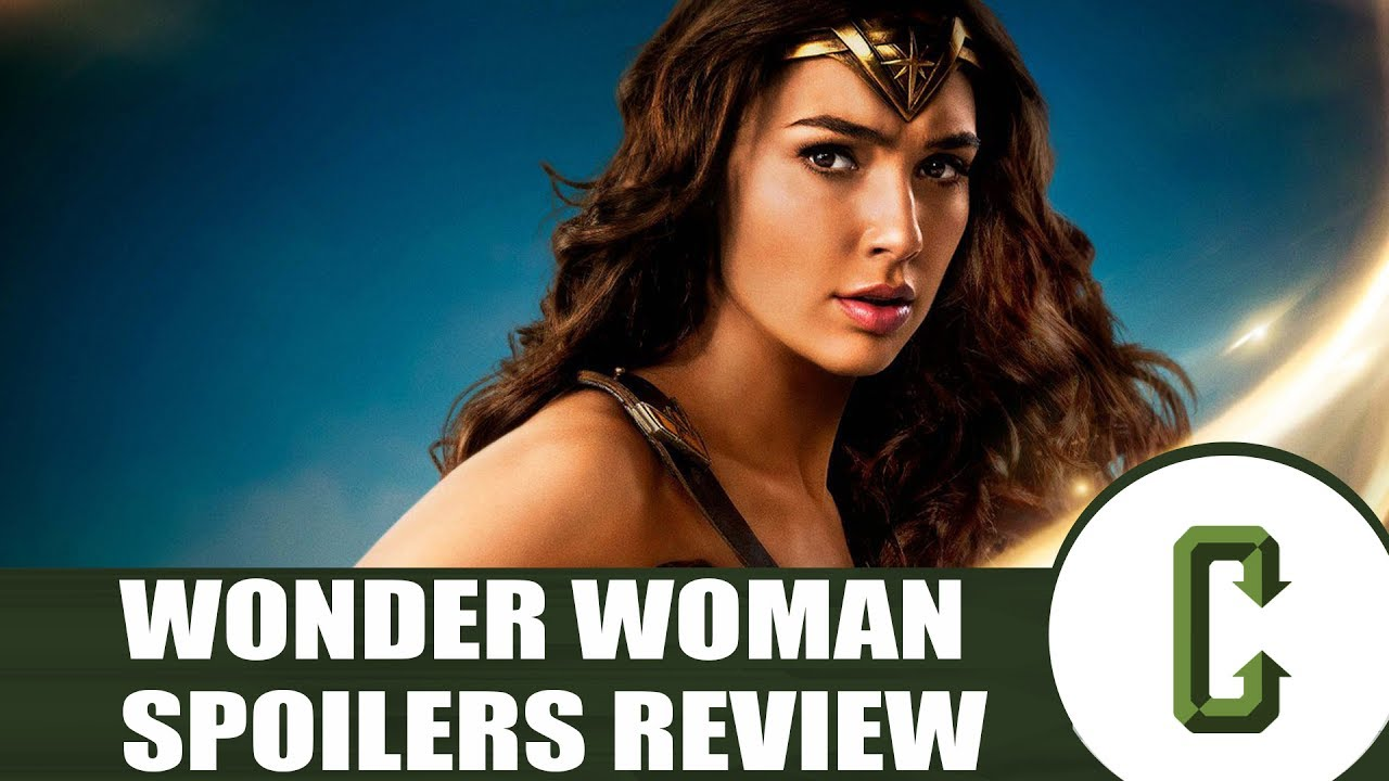 woman review spoilers collider video youtube