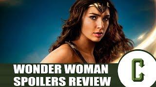 Wonder Woman Review (Spoilers) - Collider Video