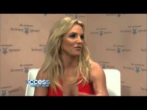 Britney Spears Woody Woodpecker Impression