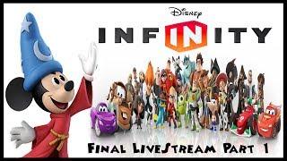 Disney Infinity 3.0-Final Livestream Plus Q&A