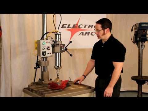 Electro Arc Metal Disintegrator