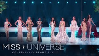 Miss Universe 2019 Top 10 Evening Gown Competition | Miss Universe 2019