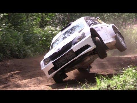 Neste Rally Finland 2018  -  Shakedown