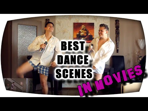 BEST DANCE SCENES IN MOVIES | MIME