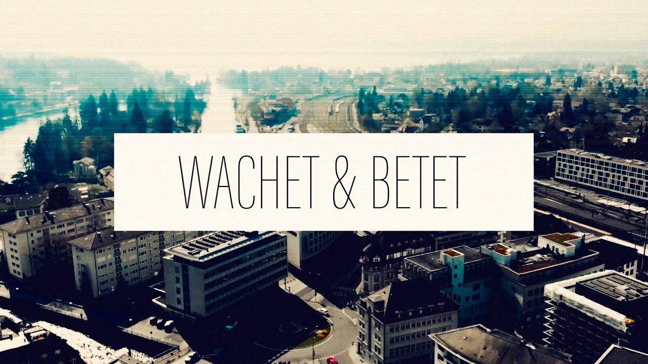 WACHET & BETET - MYSTIK, SPIRITUALITÄT UND GEBET IN ZEITEN POLITISCHER UNRUHE (Studientage 2020)