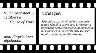 Strategiat