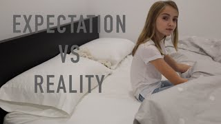 EXPECTATION VS REALITY (SCHOOL EDITION)