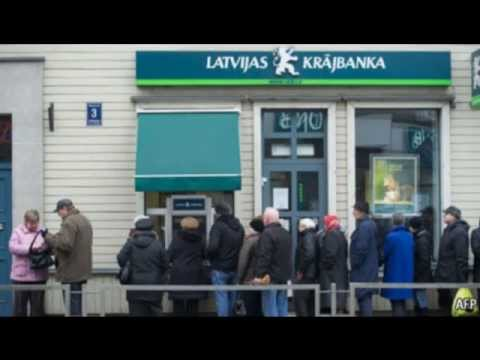 Latvian Financial Crisis - the multi-billion-euro Parex/EBRD/Ernst&Young fraud