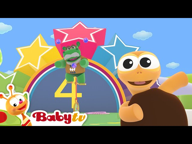 This Old Man 👴 (Remastered with Lyrics) | Nursery Rhymes & Songs for Kids | BabyTV
