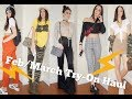 FEB/MARCH Try-On Haul | Forever21, Missguided, WearAll, Style Delivers, Jessica Buurman