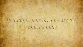 Repeat youtube video The Civil Wars - Poison & Wine (Lyric Video)