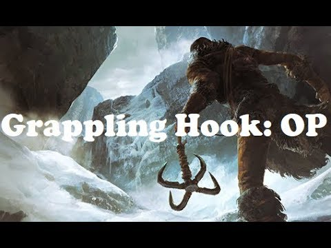Grappling Hook is OP | Elder Scrolls Legends