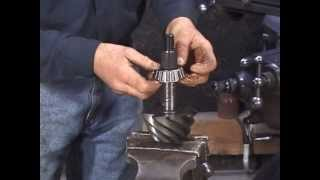 Rebuilding Rears- Part 3- Pinion Carrier Assembly