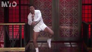 Sin pantalones, Ricky Martin canta y baila más sexy que nunca | The MVTO