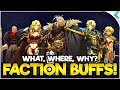 LANGRISSER M | Faction Buffs | WHAT, WHERE & WHY?!