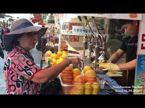 Namdaemun Market 2016
