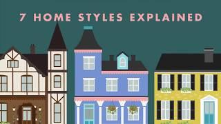 7 Home Styles Explained | Allstate Insurance