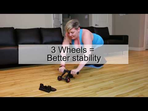 3 Wheel Ab Roller vs. 2 Wheel Abs Roller Benefits