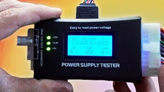 How To Test and Sort through USED Power Supplies Very Quickly ($68 Stack)