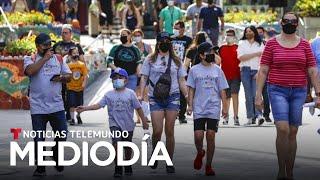 ¿Cuál es el peligro de la variante delta del COVID-19? | Noticias Telemundo