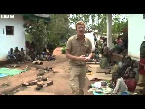 Living in fear in Bossangoa, Central African Republic