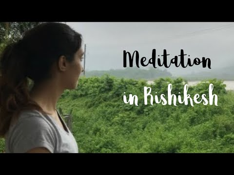 Staying in an Ashram in Rishikesh | 4 Days of Silence