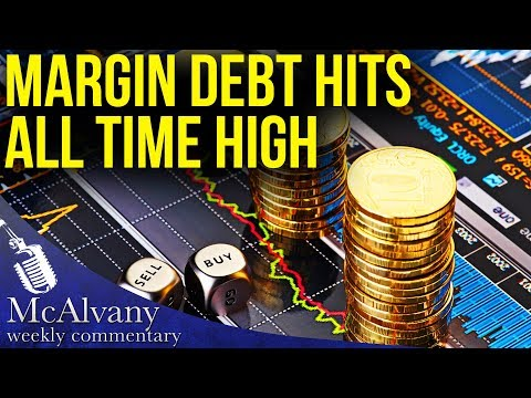 US Margin Debt Hitting All Time Highs, Borrowing To Speculate Has Never Been More Popular