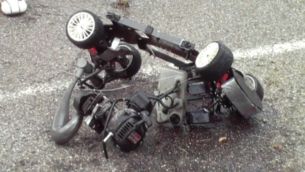 rc car 1 5 carson speedtest mit totalcrash youtube. Black Bedroom Furniture Sets. Home Design Ideas