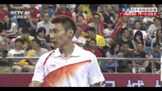 【2013~2014China badminton league】Match 4 MS Guangdong shijicheng 【VS】Ba yi