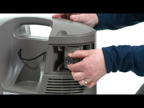 Pure Oxygen Concentrator Training Video YouTube