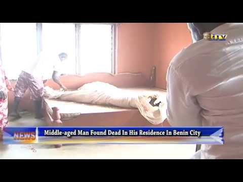 Middle aged man found dead in his residence in Benin