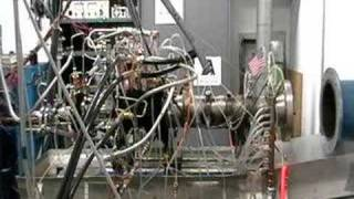 Pulsed Detonation Engine 1 Hz Ground Test with Arc-igniter