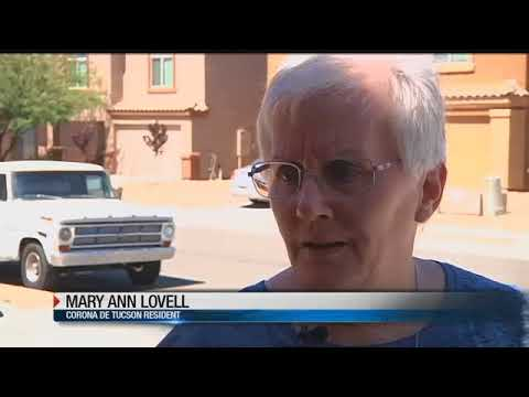 Crime spike in Corona de Tucson