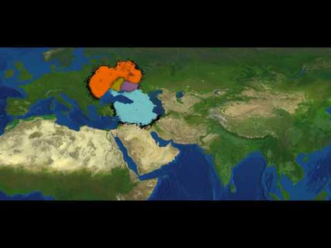 Culture Map: Eurasia 2
