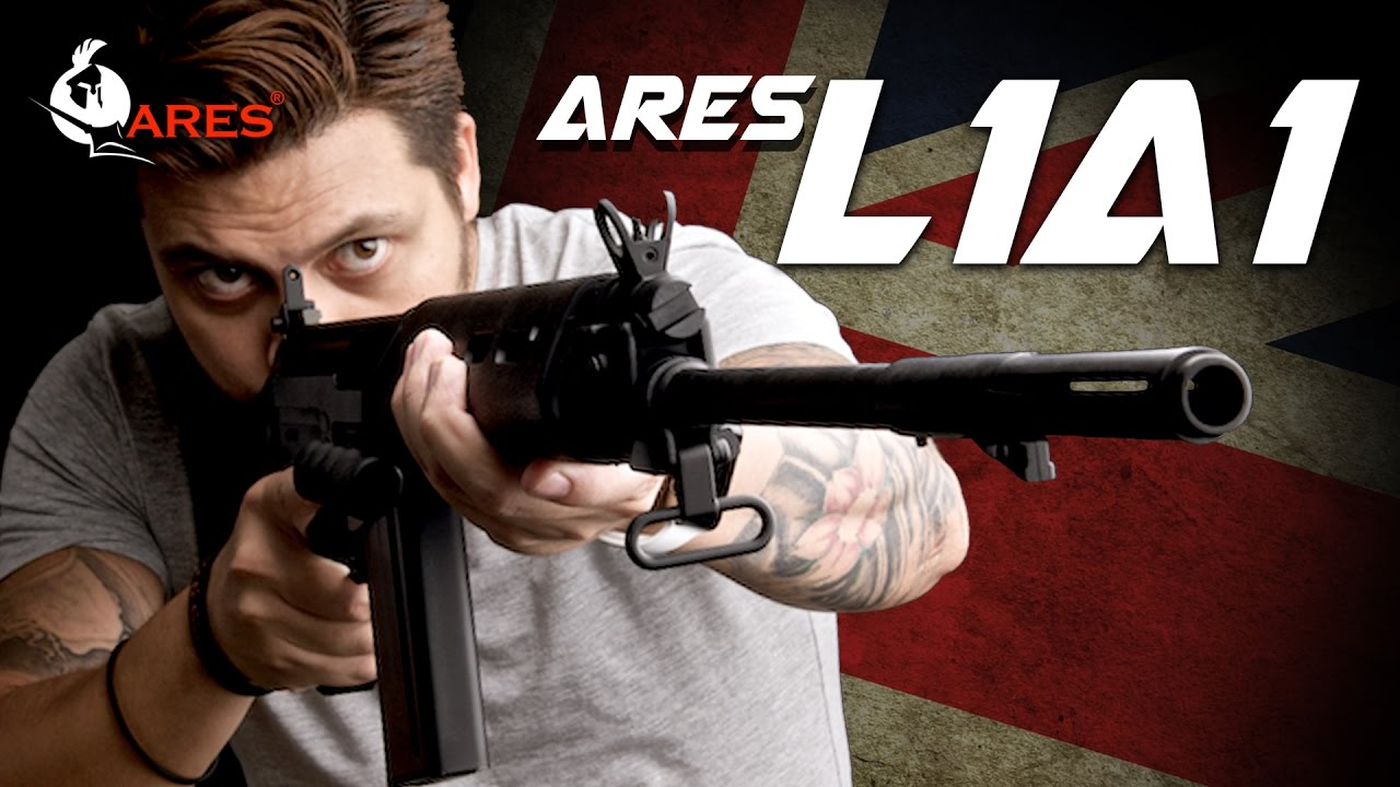 Ares L1A1 is back - this time it's got wood! - Page 2