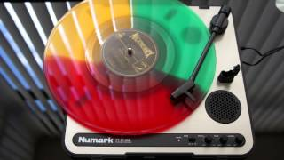 Nightmares On Wax - African Pirates (JD73 Remix) [Vinyl]