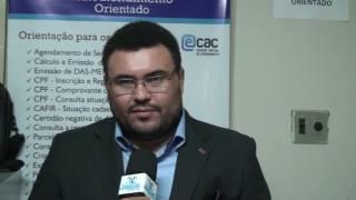 Secretário Pimpão: Prefeito Zé Maria assegura parceria com núcleo da Receita Federal