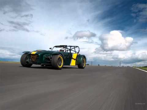 2013 Caterham Seven Superlight R600 Youtube