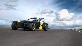 Caterham R600 Superlight 2013 Videos