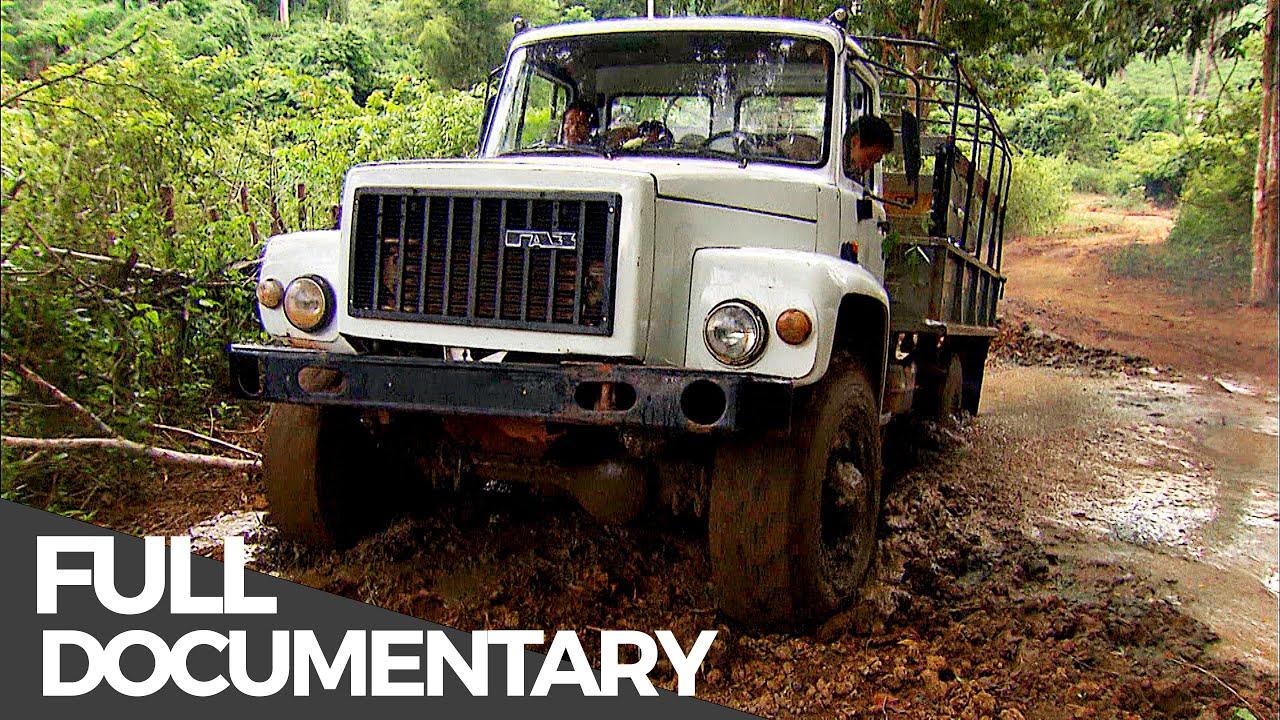 Deadliest Roads | Laos | Free Documentary