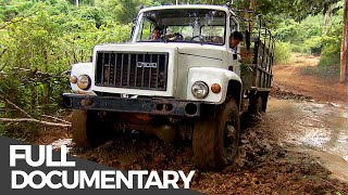 Deadliest Roads | Laos | Free Documentary