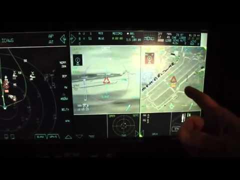 Buồn lái mô phỏng máy bay F-35