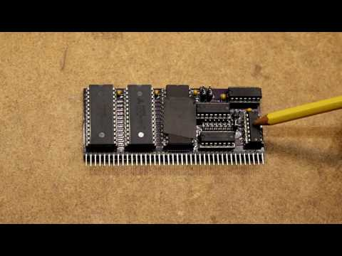 Z80 Retrocomputing 11 - CP/M on RC2014 and Banked RAM/ROM
