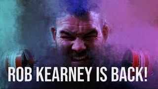ROB KEARNEY IS BACK!!!