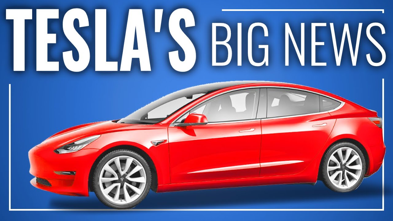Tesla Shocks Even its Biggest Fans | EV News