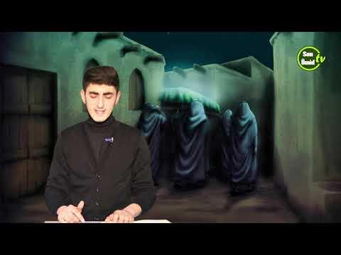 Kərbəlayi Nail Meddahi Əyyami-Fatimə (s.ə) günləri
