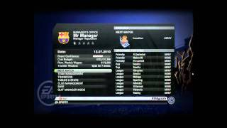 Fifa 11 (PC) Money Hack !!!!! Manager Mode