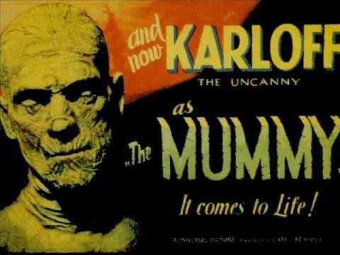 the Mummy-(1932)-SOUNDTRACK-(boris karloff)