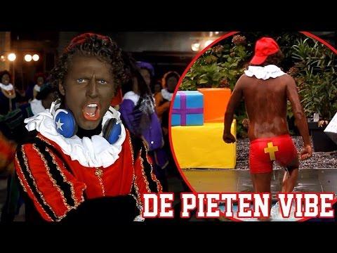 Party Piet Pablo De Pieten Vibe De Sinterklaashit Van 2014 Youtube